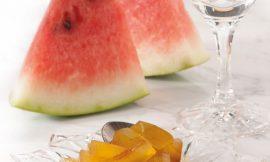 ΚΑΡΠΟΥΖΙ γλυκό κουταλιού με τον χυμό του – χωρίς ασβέστη και γλυκόζη, γράφει η Γιάννα