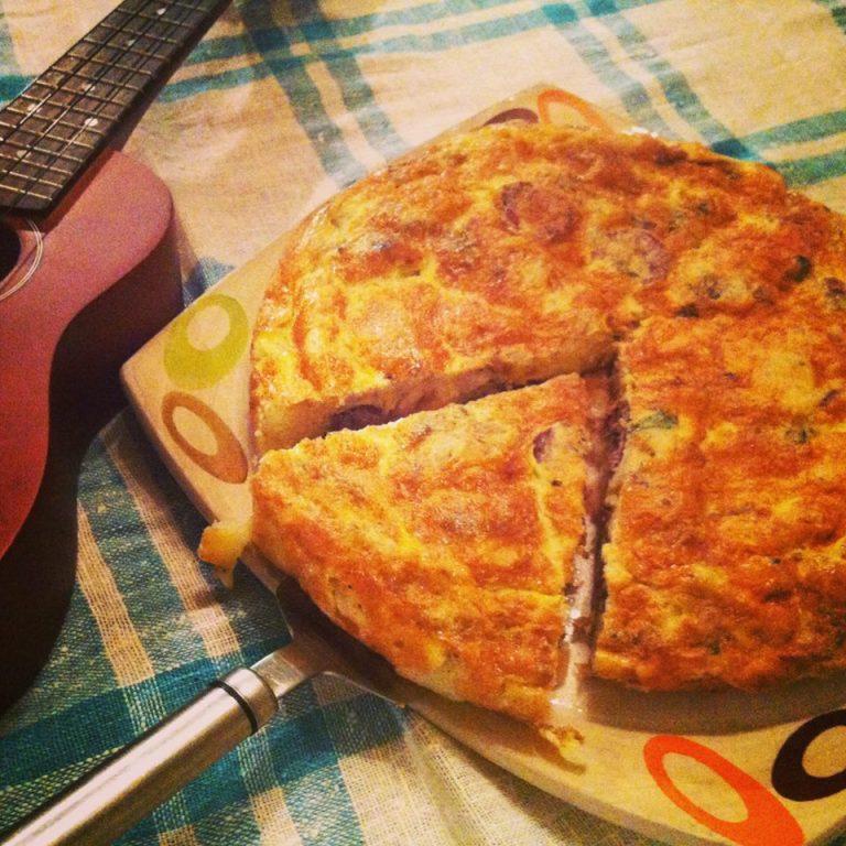 Ανδριώτικη Φουρτάλια με Λύρα από την Κατερίνα Ρεμούνδου που μαγειρεύει στου Ζοζέφ, γράφει η Γιάννα.