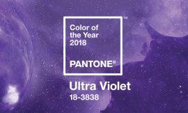 Ultra Violet -Εφευρετικότητα και Φαντασία για το 2018, γράφει η Γιάννα.