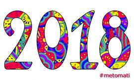 2018 Ευχές με τα μάτια μας ανοιχτά!