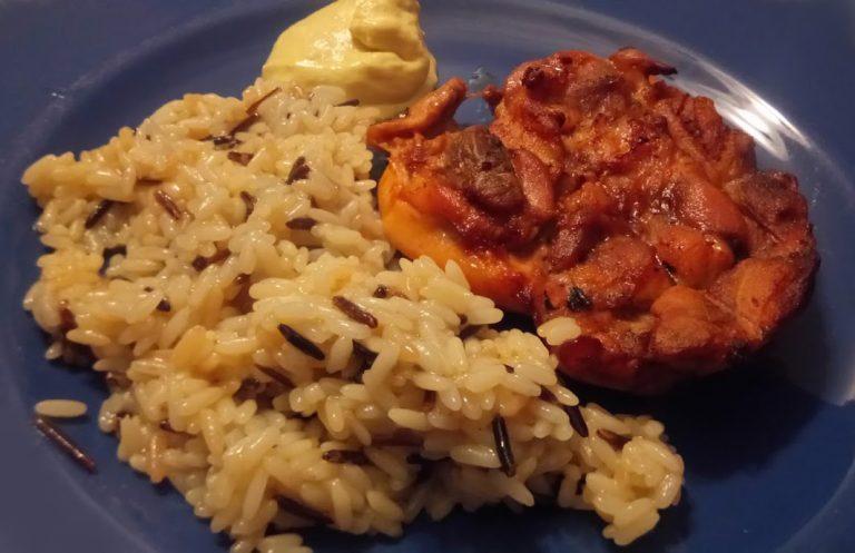 Φιλέτο Κοτόπουλου μαριναρισμένο με SMOKEY BBQ στη γάστρα, γράφει η Γιάννα