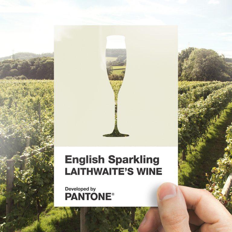 Βάψε το σπίτι με Αγγλικό Αφρώδη Οίνο ή αλλιώς English Sparkling Wine της Pantone, γράφει η Γιάννα.