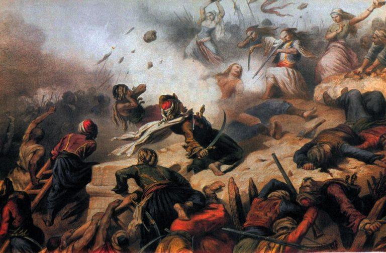 15 Μαρτίου 1825 – 193η Επέτειο για τη Μάχη της Σχοινόλακας, γράφει η Γιάννα