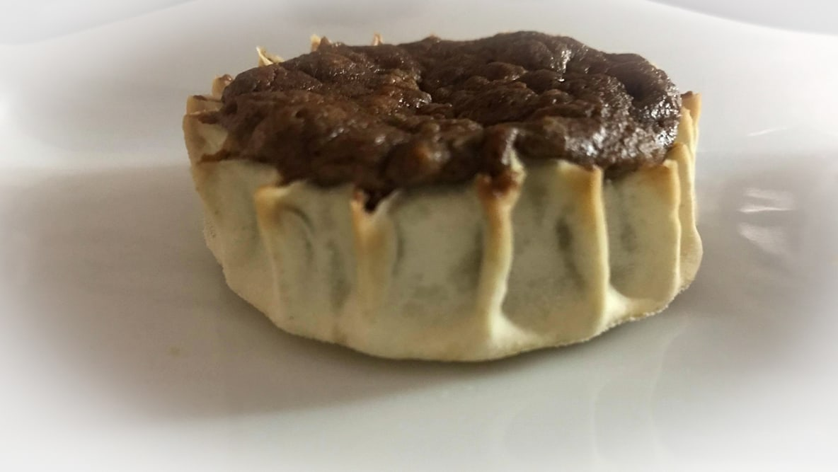 Πειραγμένα Μελιτίνια με Ταχίνι και Κακάο, γράφει ο σεφ Ιάκωβος Απέργης