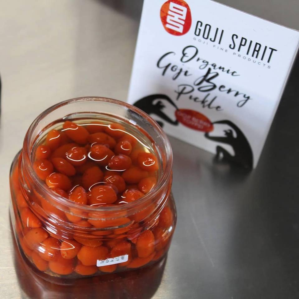 Goji Spirit – Ιδανικό τουρσί για πράσινες σαλάτες