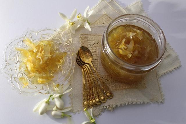 Γλυκό Κουταλιού από Άνθη Εσπεριδοειδών