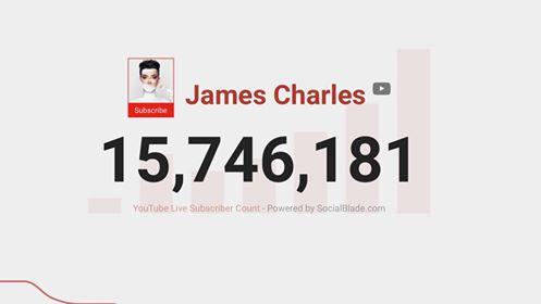 Ο πόλεμος των influencers: Ένα εκατομμύριο subscribers έχασε ο James Charles μέσα σε 12 ώρες και συνεχίζει…, γράφει η Νεφέλη